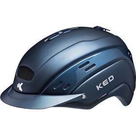 KED Cocon - Casque de vélo - Bleu pétrole